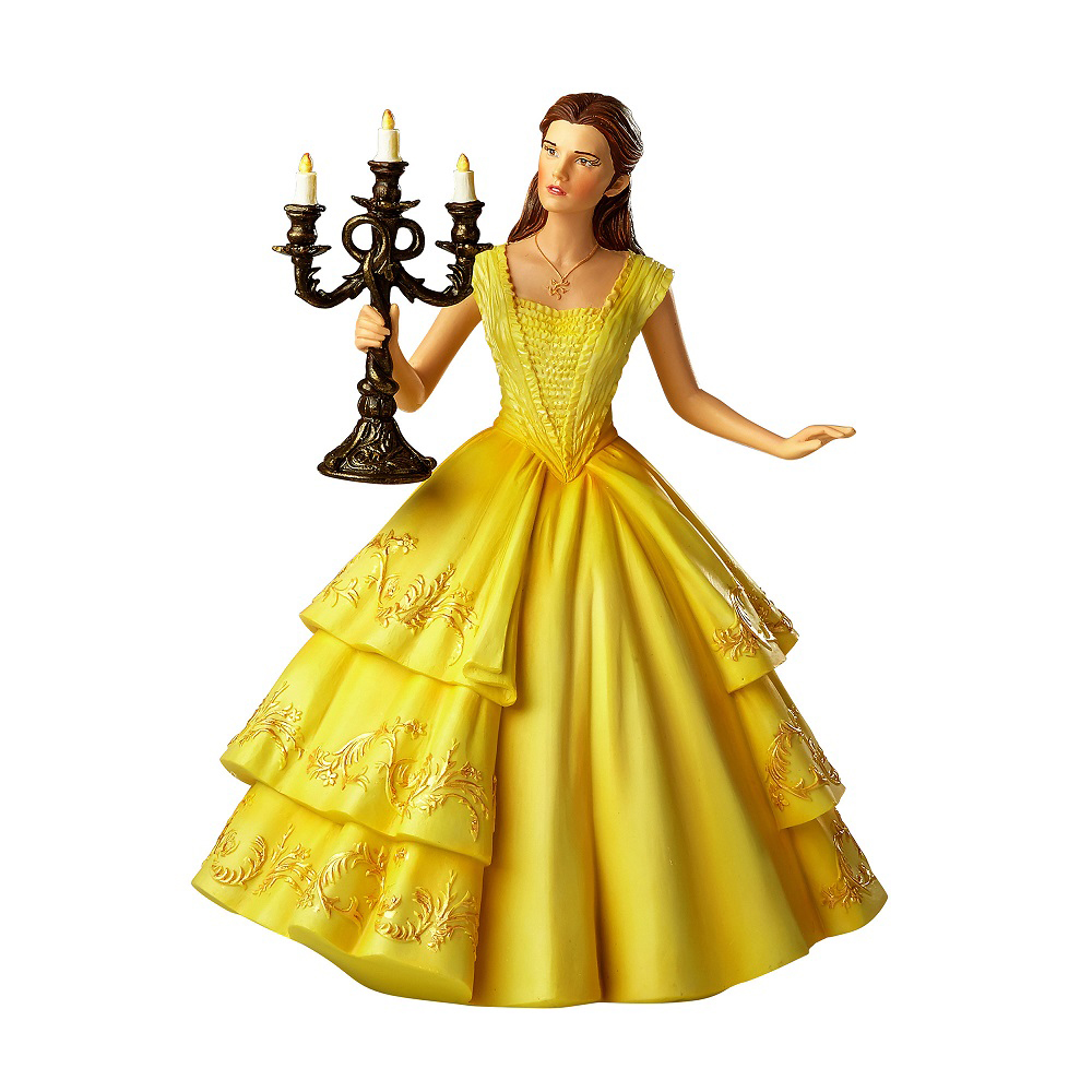 Disney's Beauty And The Beast Live Action Belle Figurine ...