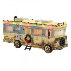 The Griswold Cousin Eddie's RV Figurine