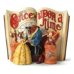 Disney's Beauty and Beast Storybook Figurine