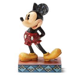Disney's Mickey Mouse Personality Pose Figurine