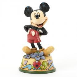 Disney's Mickey Mouse February Figurine