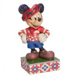 Disney's Mickey Mouse Greetings From France Figurine