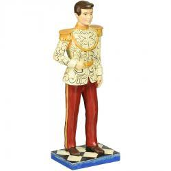 Disney's Cinderella Royal Suitor Prince Charming Figurine by Jim Shore