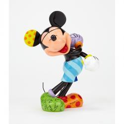 Disney's Laughing Mickey Mouse Figurine by Romero Britto