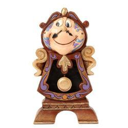 Disney's Beauty and the Beast Cogsworth Figurine
