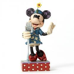 Disney's Minnie Mouse Sweet Harmony Figurine by Jim Shore