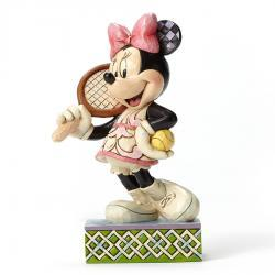 Disney's Tennis Minnie Mouse Figurine by Jim Shore
