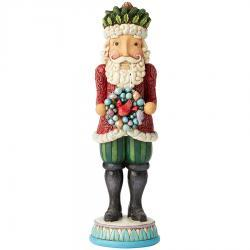 Winter Wonderland Nutcracker Figurine by Jim Shore