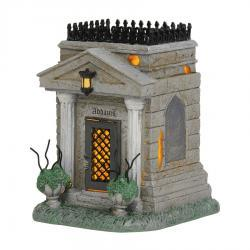 The Addams Family Crypt by Department 56