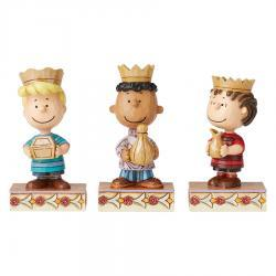 Peanuts Christmas Pageant Set #2 Figurines