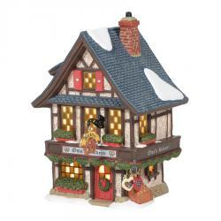 Oma's Bakery by Department 56
