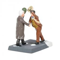 Tip O' The Hats Figurine by Department 56