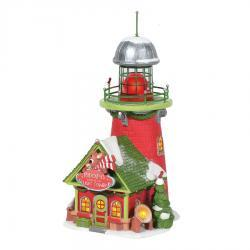 Rudolph's Blinking Light Tower by Department 56