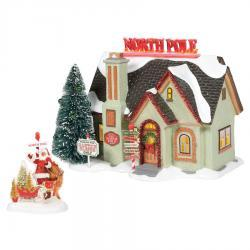 The North Pole House