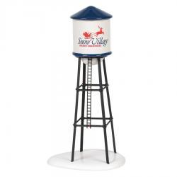 Snow Village Water Tower Figurine by Department 56