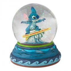 Disney's Stitch Waterball Figurine by Jim Shore