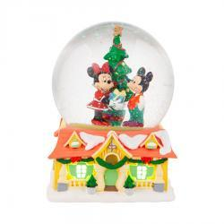 Disney's Mickey and Minnie Waterball Figurine by Department 56