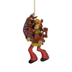 Scooby Doo Shaggy Holding Scooby Ornament