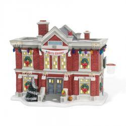 A Christmas Story Cleveland Elementary School by Department 56