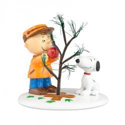 Peanuts The Perfect Tree Figurine by Department 56